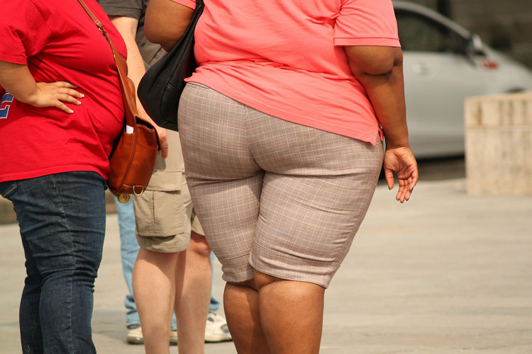 Americanii sunt mai grasi astazi, decat in 1960