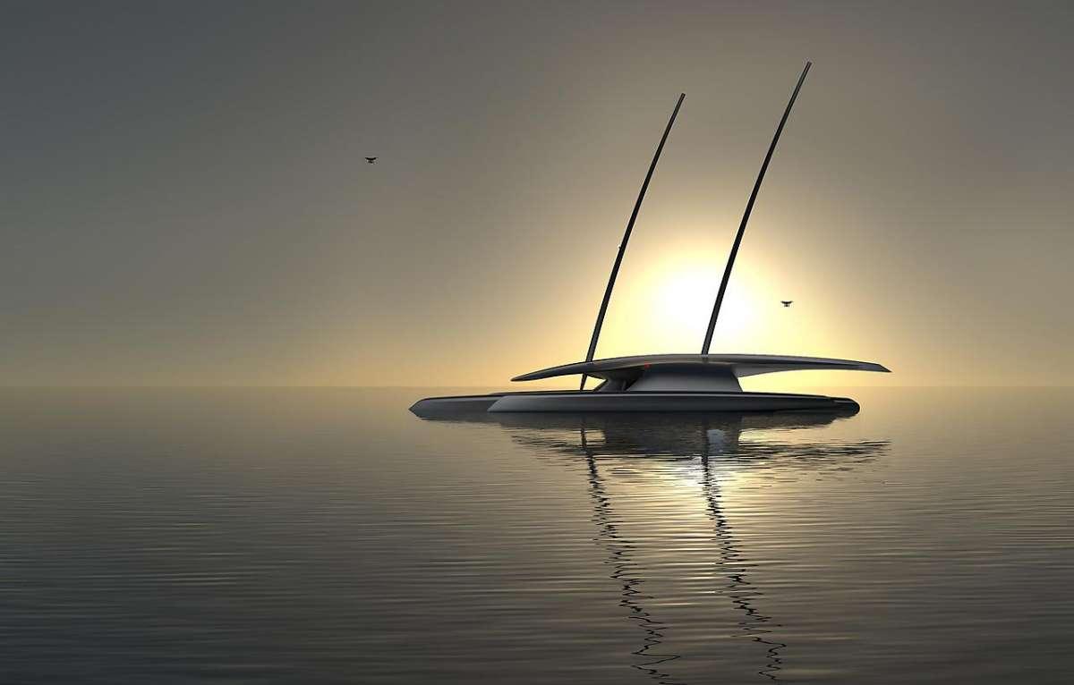 Prima nava fara echipaj