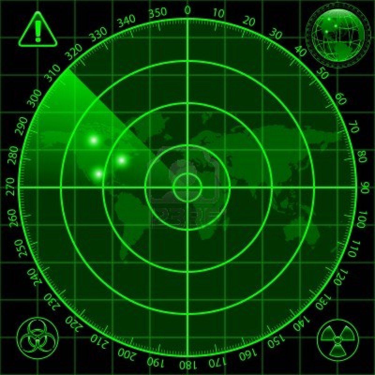 Tipurile de radare
