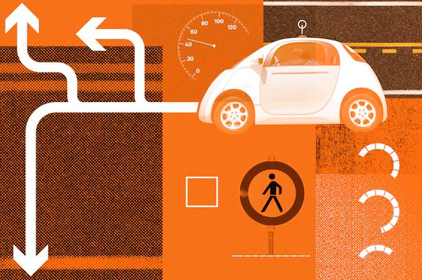 Ggigantii tech se lupta pentru construirea masinilor autonome