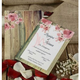 Ce invitatii de nunta sunt in trend in 2018